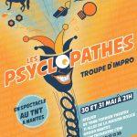 La troupe d'impro les psyclopathes