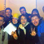 atelier d'impro à Nantes en 2012